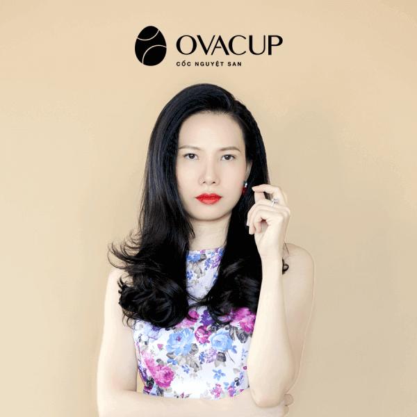 CEO thương hiệu OVA Việt Nam - Hồng Vũ