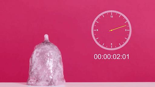 Chỉ cần 5-7 phút để làm sạch cốc