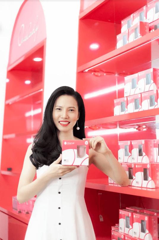 Hồng Vũ - CEO thương hiệu Ovacup