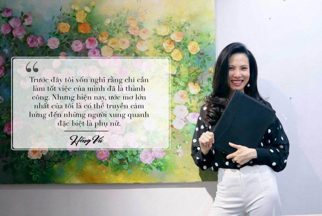 Ms. Hồng Vũ - CEO Công ty TNHH OVA Việt Nam 4