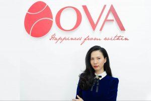 Hồng Vũ - CEO của thương hiệu OVA