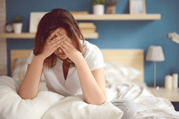 Rối loạn tiêu hóa tiền kinh nguyệt gây ra khó chịu, lo lắng và làm thay đổi tâm trạng theo hướng tiêu cực