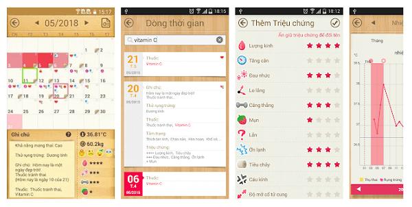 Simple Design Ltd. là ứng dụng theo dõi chu kỳ kinh nguyệt dễ sử dụng nhất cho phái nữ